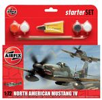 Airfix A55107 1:72 North American Mustang Mk.IV